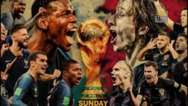 #ACTIVE – WORLD CUP FINAL 2018 PREVIEW