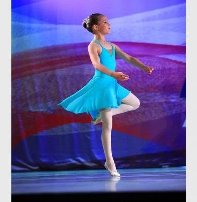 Young Redhill dancer shines at American dance competition