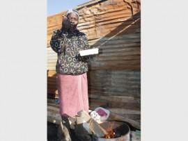 Gogo Jane Mbokane (51).