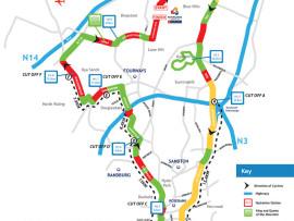 Telkom-947-Cycle-Challenge-Route-Terrain-8JULY2016