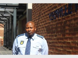 Captain Sifiso Mabizela, Yeoville police spokesperson.
