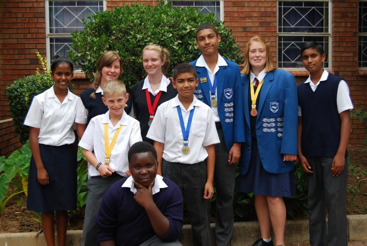 Alberton Christian Academys Table Tennis Champs on Latest Writing Prompts For Middle School