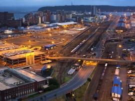 Aerial view of Durban, Photo: Corbis images