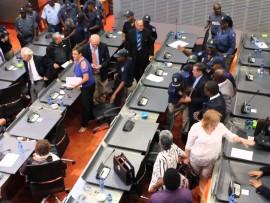 VIDEO: DA and EMPD clash at EMM council meeting