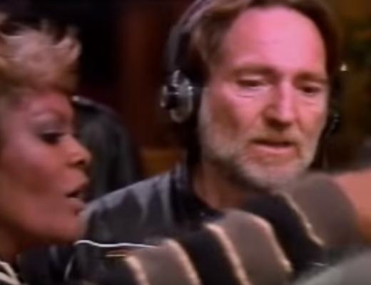 Dione & Willie Nelson