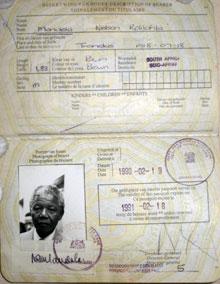 Mr-Mandelas-first-SA-passp
