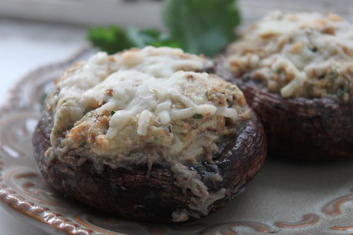 crab-stuffed-mushrooms derde