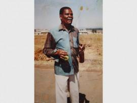 IN MEMORY OF: The late Stanley da Gama, 40 years ago, in Hudson Street, Eden Park.
