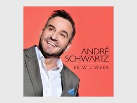 'N MOET SIEN: André Schwartz gaan in Augustus by die Alberton Aftree-Oord mense vermaak. (Foto : André Schwartz Facebook-blad).