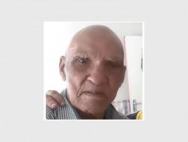 HELP GESIN: David Johannes Mansion (80) se gesin is dringend opsoek na hom.
