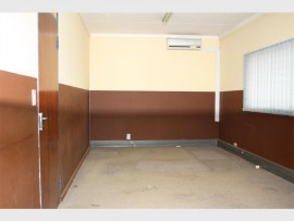 EMPTY SPACE: The ward councillor's office in Eden Park has been standing empty since the August local elections with the councillor nowhere to be found.