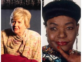 Marga van Rooy and Thandie Klaasen lost their battle with cancer.