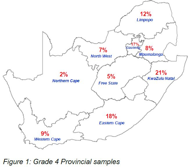 Map Of South Africa 9 Provinces.South Africa S Education Crisis At A Glance Alberton Record
