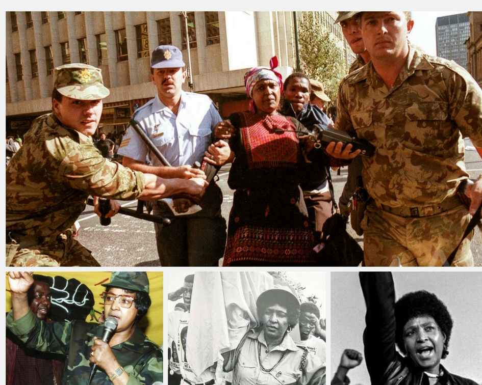 Ex-Wife of Nelson Mandela, Winnie Mandela Passes Away at 81