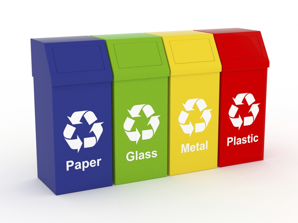 Take recycling into your own hands
