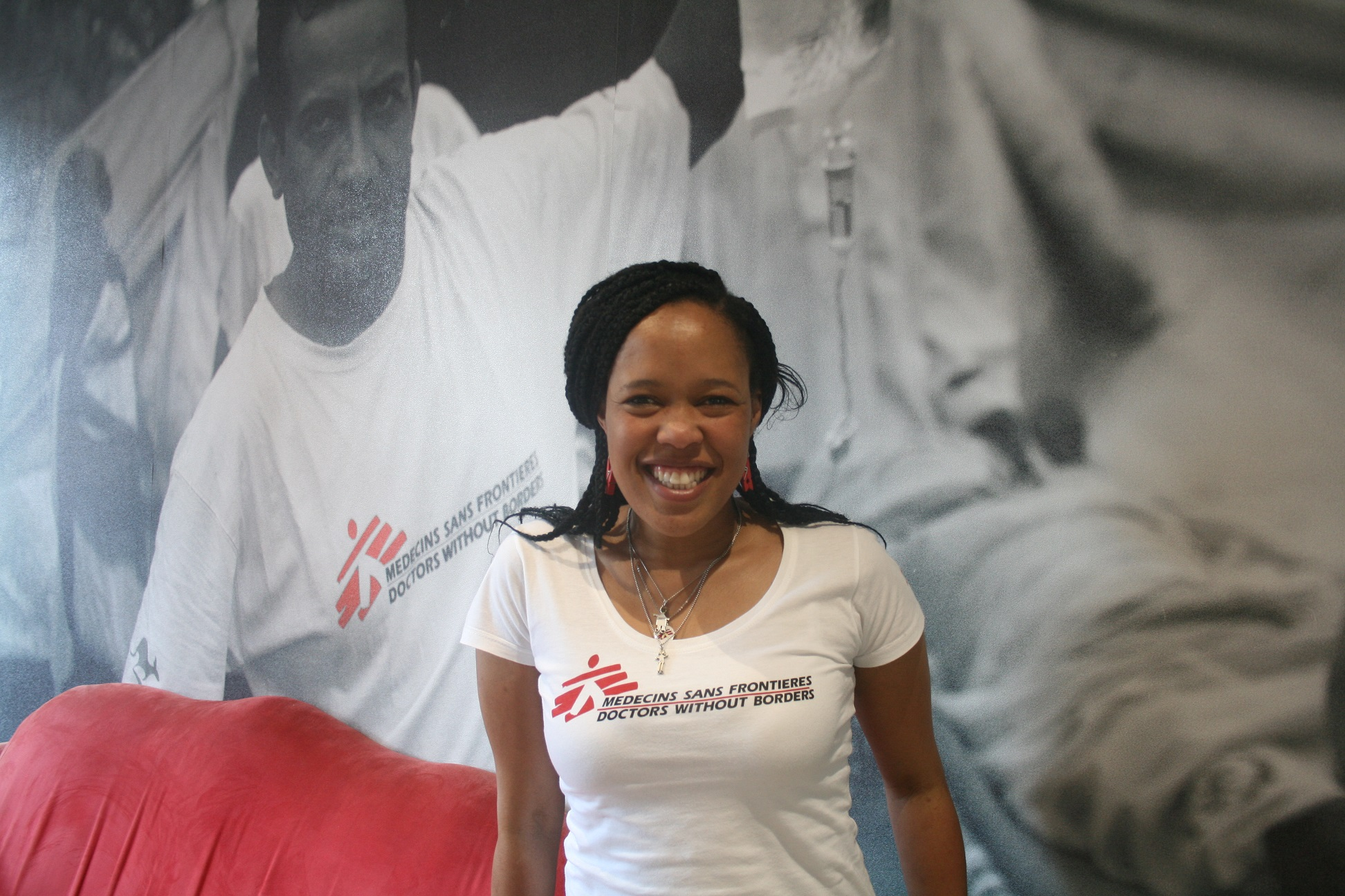 Zanele Dhludhlu Works As The Finance Director Of MSF Southern Africa And She Has Been With Organisation For Over 10 Years Worked Both In