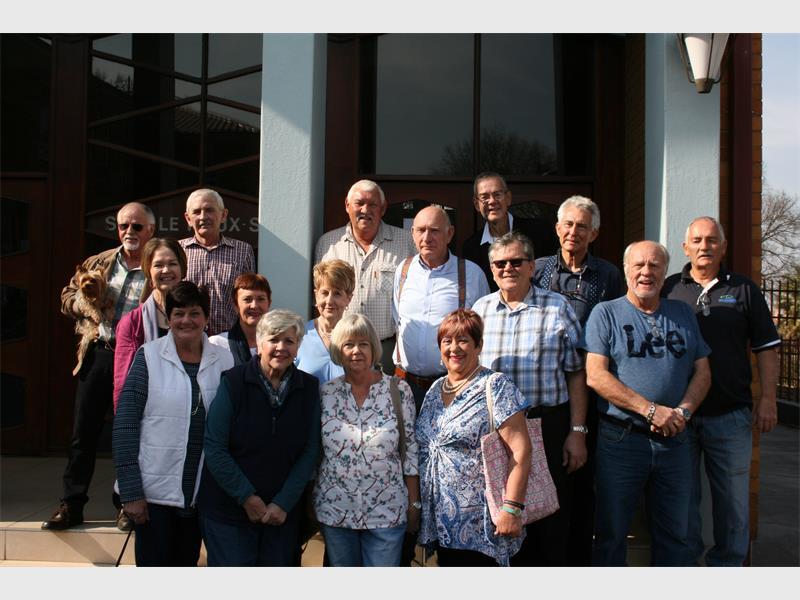 50 jaar terug Hoërskool Alberton alumni na 50 jaar terug | Alberton Record 50 jaar terug