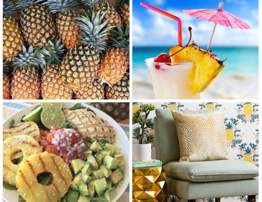 Fun facts and health facts about pineapples that you may not have
