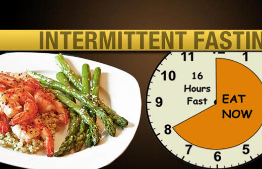 Intermittent fasting may improve the health of people with