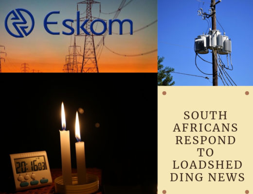 South Africans on Twitter respond to loadshedding news | Alberton Record