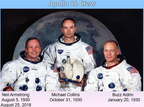 NASA to celebrate 50th anniversary of Apollo 11 moon mission