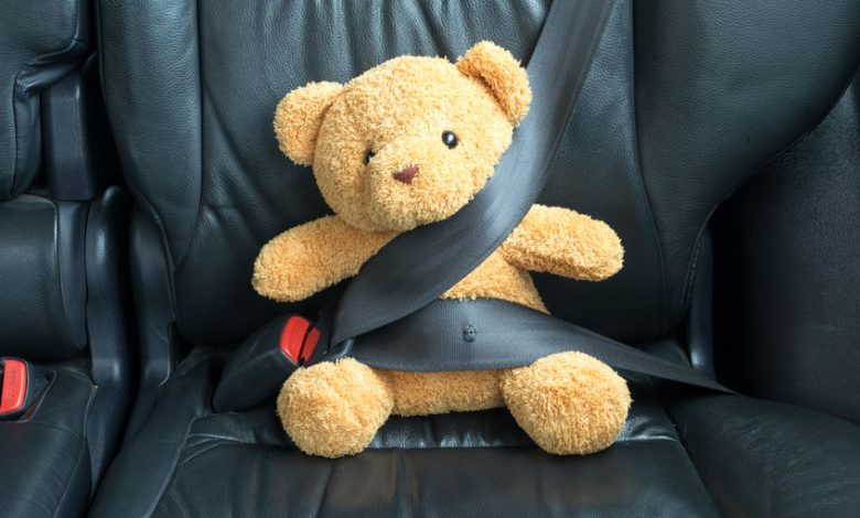Child car safety: Why wearing a seatbelt saves lives