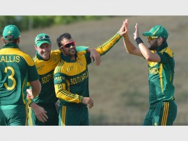 BOW OUT OF CWC: Proteas are out of the 2015 ICC CWC.