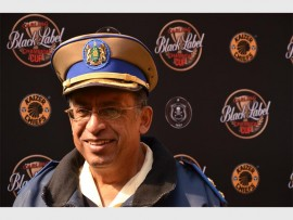 READY FOR ACTION: Chief Superintendent Wayne Minnaar of the Johannesburg Metro Police Department (JMPD) said they will deploy officers to combat the hectic traffic on Saturday and hope the public will be patient on the roads.