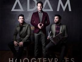 GELOOFSPRONG: ADAM se nuutste album 'Hoogtevrees' is onlangs bekendgestel. Foto deur Fathom Media.