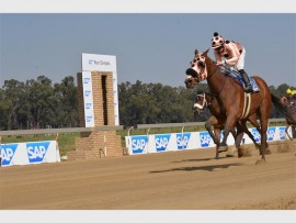 JOCKEYS READY TO RACE: A total of 102 initial nominees were received and the interest in this event, which could see a full field of 28-runners for The Grand Heritage, is huge. Photo: Annette van Schalkwyk