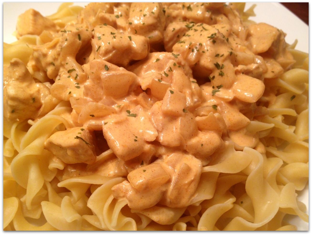 recipe: authentic chicken paprikash [37]