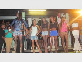 PROUD: Turffontein crowned its first Miss Gay on Saturday, October 15.
