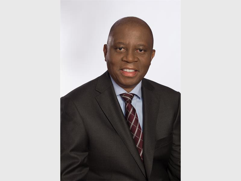 PROUD MOMENT: City of Johannesburg Executive Mayor Clr. Herman Mashaba.