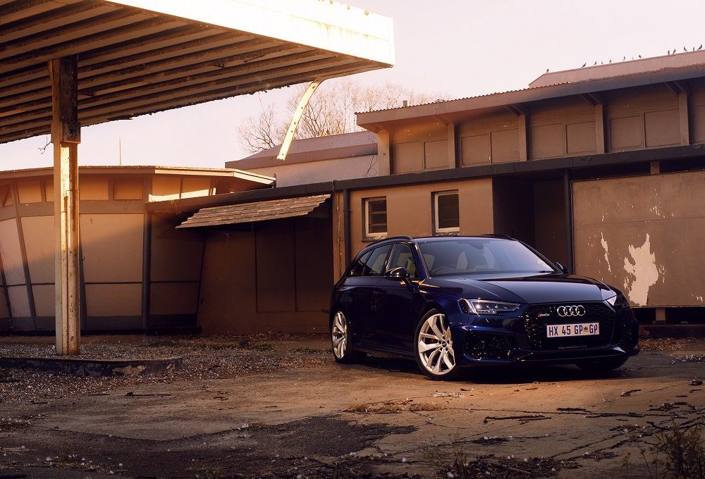 Audi Rs4 Is All The Car You Need Southern Courier