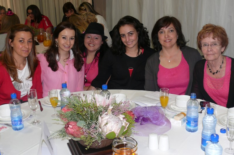 Ladies brunch in support for Lusito School
