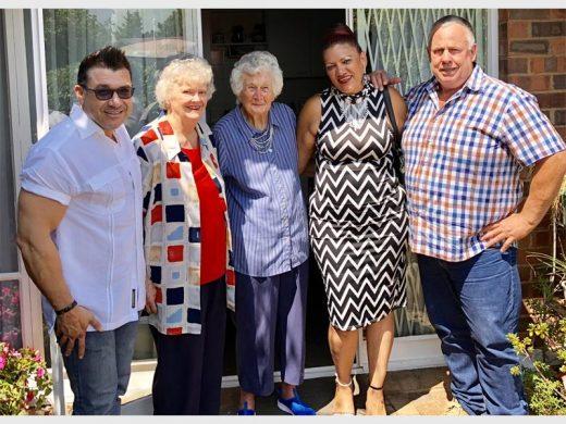 Retirement Village visit reveals that Queenshaven is world