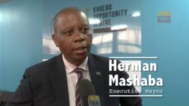 SMMEs are vital in job creation: Mashaba