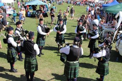 50th Highland Gathering