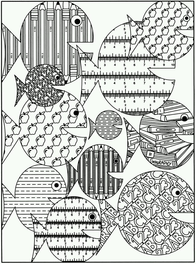 Colouring Pages for Adults | South Coast Sun