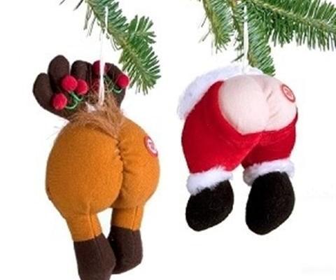 Wierd Christmas Ornament.Top Five Christmas Decorations Gone Weird Southlands Sun