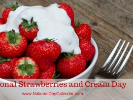 national-strawberries-and-cream-day-may-21