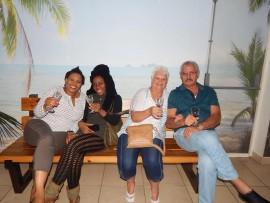 Shenay Khumalo, Pee-Lee Ndlovu, Kif & David