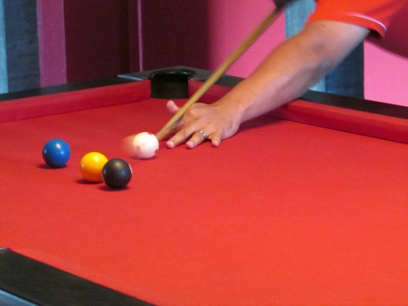 New committee chalks up for eight ball pool league | South