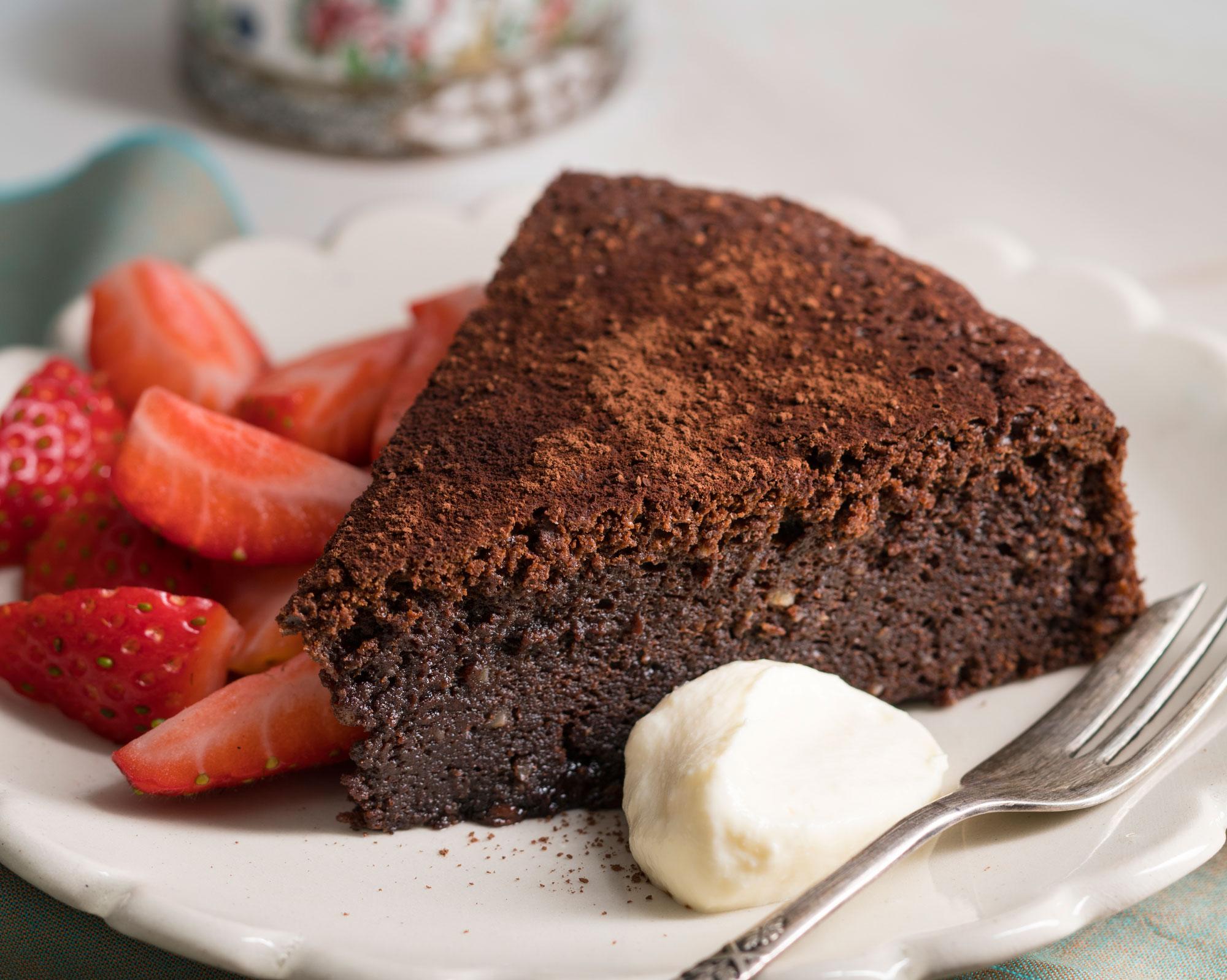 Flourless chocolate torte | South Coast Sun