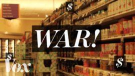 The hidden war over grocery shelf space