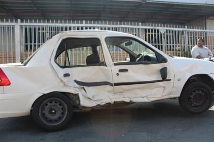 Nine injured in crash | Southlands Sun