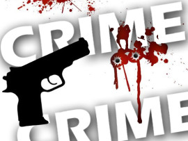 CRIME-gunshot