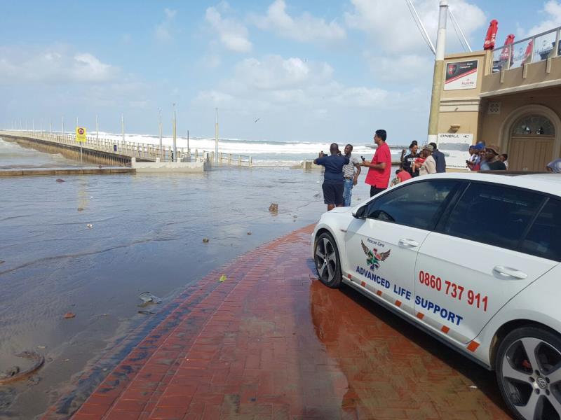 Durban North Beach Weather
