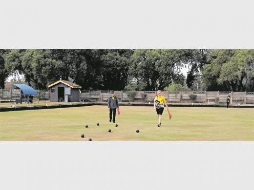 Wentworth's bowling greens fill with competitors