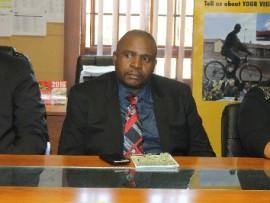 Cllr Sibusiso Mathonsi.